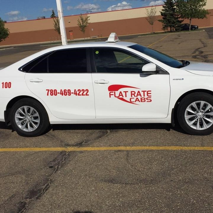 Sherwood Park Cabs Flat Rate Cabs and Taxi